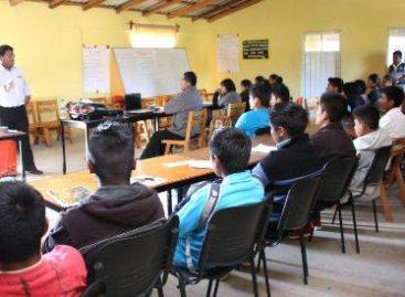 Realiza IMSS encuentro de adolescentes en desarrollo humano en la Mixteca