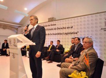 Suman esfuerzos DF y Naciones Unidas para construir un mejor sistema jurídico para los capitalinos