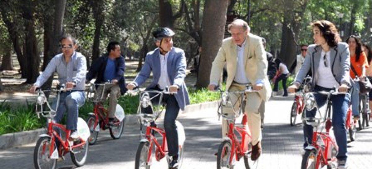Van por expansión ordenada y planificada de ecobici; incluirán en Reglamento de Tránsito, manual de ciclociudades