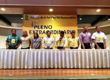 Selección de candidatos será integral y transparente en el PRD: Rey Morales
