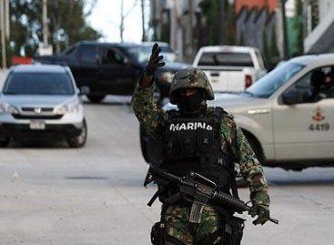 Armada de México libera a 104 centroamericanos