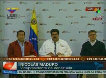 Venezuela expulsa a funcionario de EE.UU. por atentar contra estabilidad del país