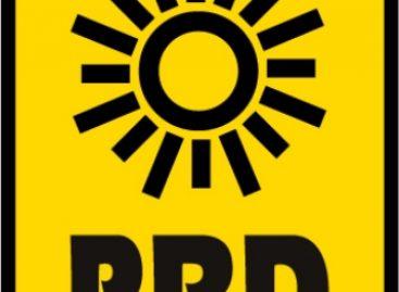 Presenta PRD-Oaxaca lista de precandidatos que buscan una candidatura a diputado local