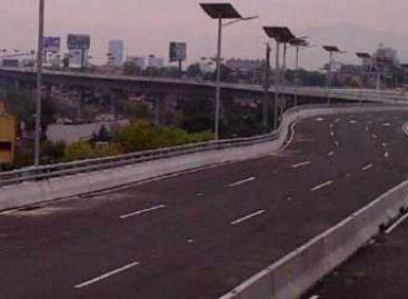 Ajuste mínimo de tarifas en Autopista Urbana, de acuerdo a la inflación: GDF