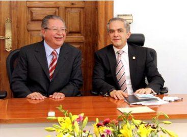 Acuerdan GDF y CFE estrechar coordinación en beneficio de habitantes del Distrito Federal