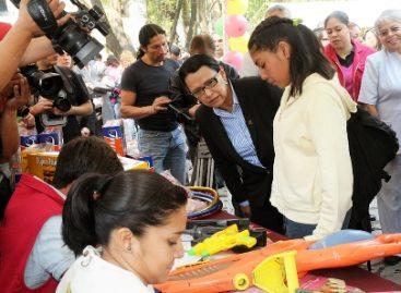 Suman cuatro mil 629 armas recolectadas en nueve delegaciones de la Ciudad de México