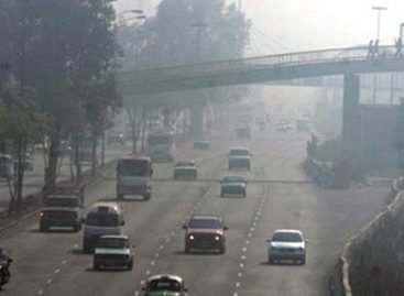 Activan fase de Precontingencia Ambiental Atmosférica por Ozono en el Valle de México
