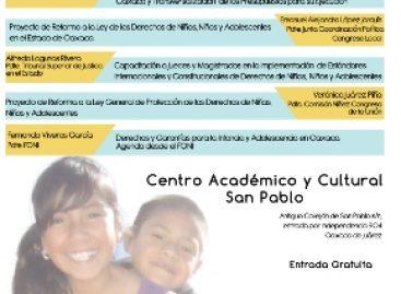 Buscan FONI y CEDNNA coordinación para garantizar derechos de la niñez y adolescencia en Oaxaca