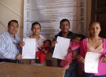 Presentan cinco de cada cien oaxaqueños error en alguna de sus actas del Registro Civil