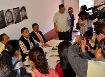 Ampara Juez Federal a quienes atentaron contra la vida de periodista en Oaxaca; salen libres bajo fianza