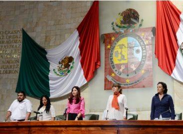 Concluye Congreso de Oaxaca penúltimo período de sesiones; instalan Diputación Permanente