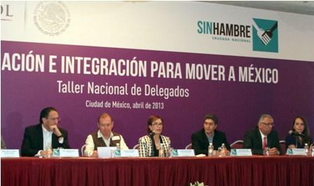 Taller de delegados