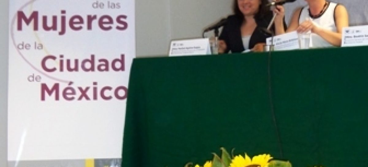 Trabaja Inmujeres del Distrito Federal en combate de trata de mujeres y niñas