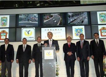 Acuerdan gobiernos del DF y la zona centro del país acciones coordinadas en combate a la delincuencia