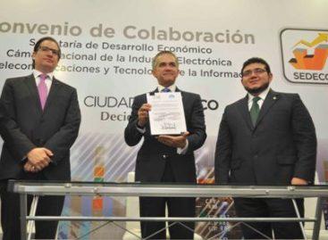 Buscan posicionar a la Ciudad de México como referente nacional en transferencia de conocimientos e innovación