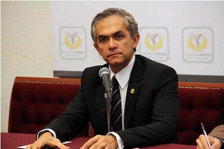 Jefe de Gobierno del Distrito Federal
