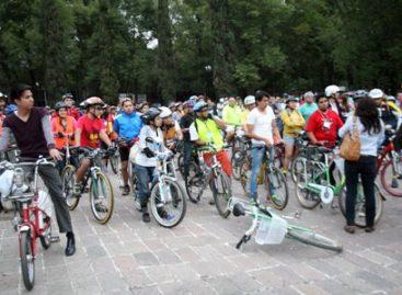 Arma tu equipo; ven, aprende y participa en el Bici-rally por la Tierra de la Ciudad de México
