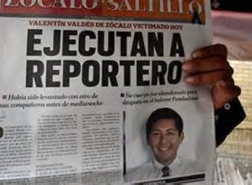 El narco ahoga la libertad de prensa en México y Honduras
