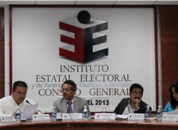 Reconoce Instituto Electoral de Oaxaca avance en notificaciones a ciudadanos insaculados