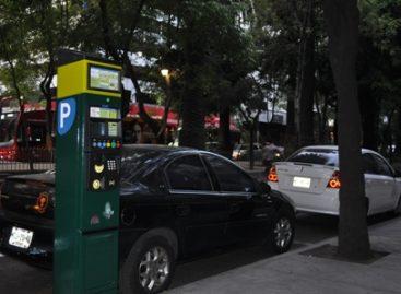 Niegan amparo a un particular en Anzures por parquímetros, en la Ciudad de México