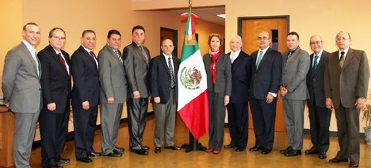 Encabeza Subsecretario Alcocer reunión de Cónsules de México en Texas