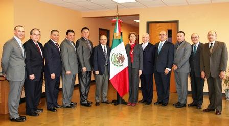 SRE Reunion consules texas 2