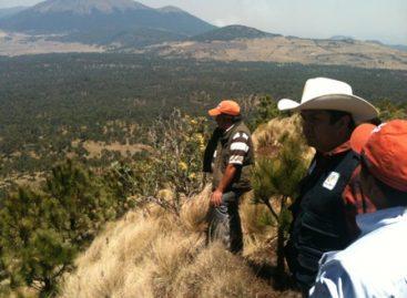 """Supervisan obras de mitigación hídrica en Tlalpan; preocupa erosión del suelo en """"Cerro Pelado"""""""