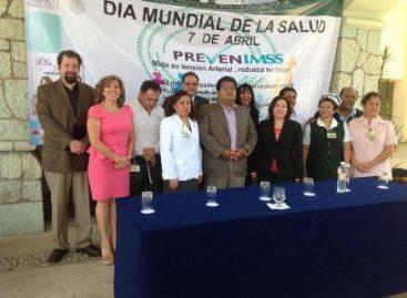 Intensifica IMSS-Oaxaca programas preventivos en el cuidado de la salud