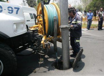 Realizarán desazolve en tuberías de Iztapalapa; limpiarán más de 43 mil metros lineales