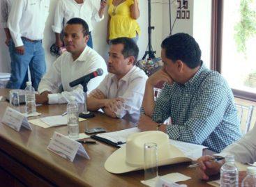 Firman Diconsa y gobierno de Nayarit convenio para impulsar distribución de maíz y frijol