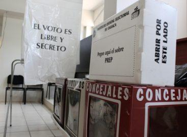 Brindará la empresa Podernet servicio del PREP en la jornada electoral del 7 de julio en Oaxaca