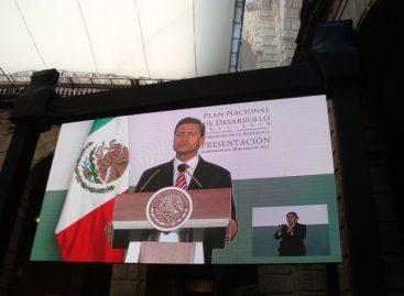 Cambios de fondo en el país con el PND: Peña Nieto