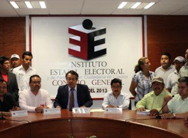Concluye proceso de registro para concejales a los ayuntamientos en Oaxaca