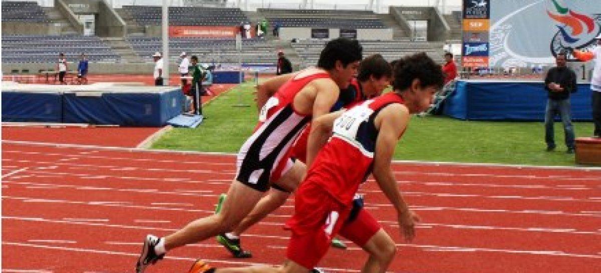 Superan deportistas capitalinos cosecha de oros del año pasado en Olimpiada Nacional 2013