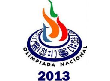 Apoyan a competidores de la Ciudad de México en la Olimpiada Nacional 2013