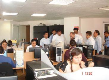 Culmina Comité de Radio y Televisión del IEEPCO visitas de inspección a Centros de Monitoreo
