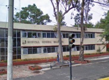 Realizan donación multiorgánica en el Hospital General Balbuena, en la Ciudad de México
