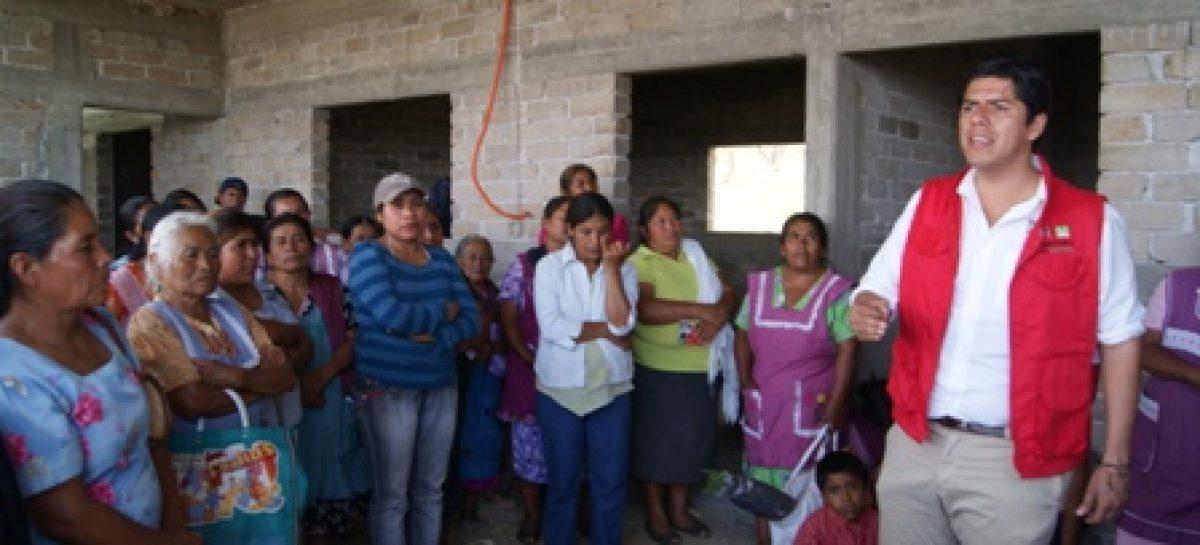 Respaldan habitantes de las agencias municipales de La Lobera, La Soledad y Guadalupe a Manuel Andrés García