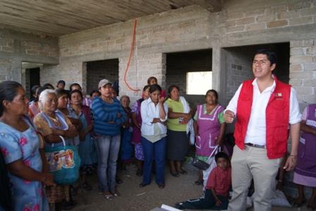 Candidato a diputado local por el Distrito 02, Etla-Zaachila