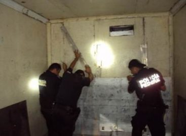 Detienen a dos personas con más de tonelada y media de marihuana, en Coahuila