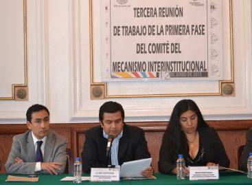 Avanza comité de mecanismo para la consulta indígena del Distrito Federal