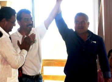 En Juchitán Saúl Vicente presidente: expresó Leopoldo De Gyves dirigente de la COCEI