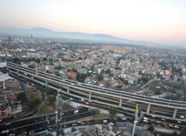 Infraestructura de la Ciudad de México, ejemplo para otros países: Rábago Martínez