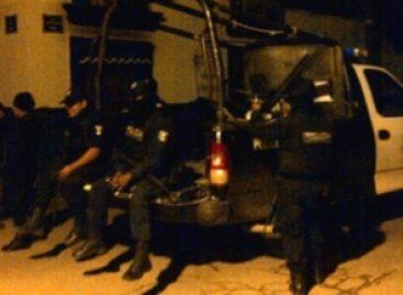 Agreden elementos de la Policía Estatal a estudiantes en Cacahuatepec, sin causa justificada