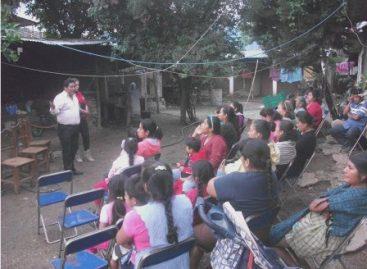La mujer, reflejo de urgencia de promover el desarrollo de Oaxaca: Martínez Martínez