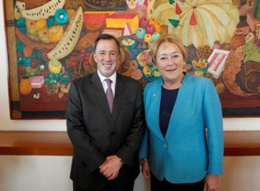 Destaca Primera Ministra de Quebec, Pauline Marois, importancia del Grupo de Trabajo México-Quebec