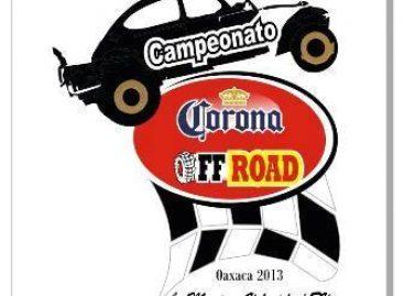 Realizarán quinta fecha del Campeonato Corona Off Road Oaxaca
