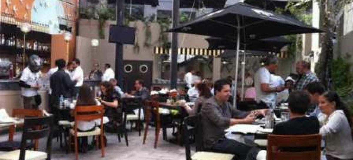 """Realizan operativo """"Espacios públicos 100% libres de humo de tabaco"""" en restaurantes de La Condesa"""