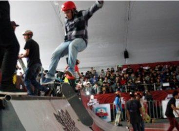 """Skate Park """"Templo Mayor"""", experiencia única en zócalo de la Ciudad de México"""