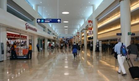 Aseguran maleta con droga en el aeropuerto internacional for Puerta 6 aeropuerto ciudad mexico